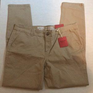 Mossimo Skinny Tan pants